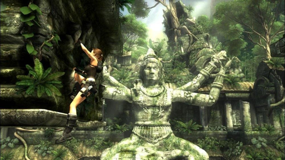 Image from Tomb Raider Underworld