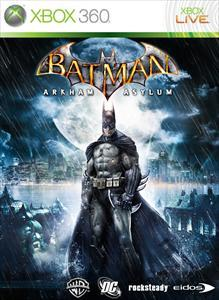 Batman: Arkham Asylum - Villains Theme Pack