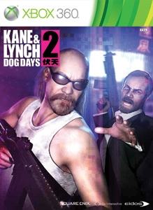 Kane & Lynch - Gaming's Most Notorious Criminals
