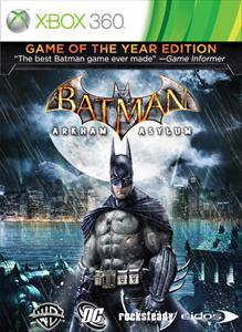 Batman: AA GOTY