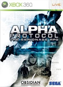 Carátula del juego Alpha Protocol