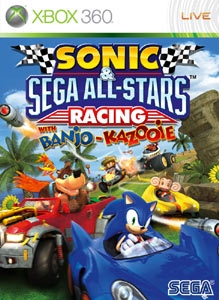 Sonic & SEGA All-Stars Racing - All-Sat Moves Trailer