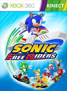 SONIC FREE RIDERS DEMO