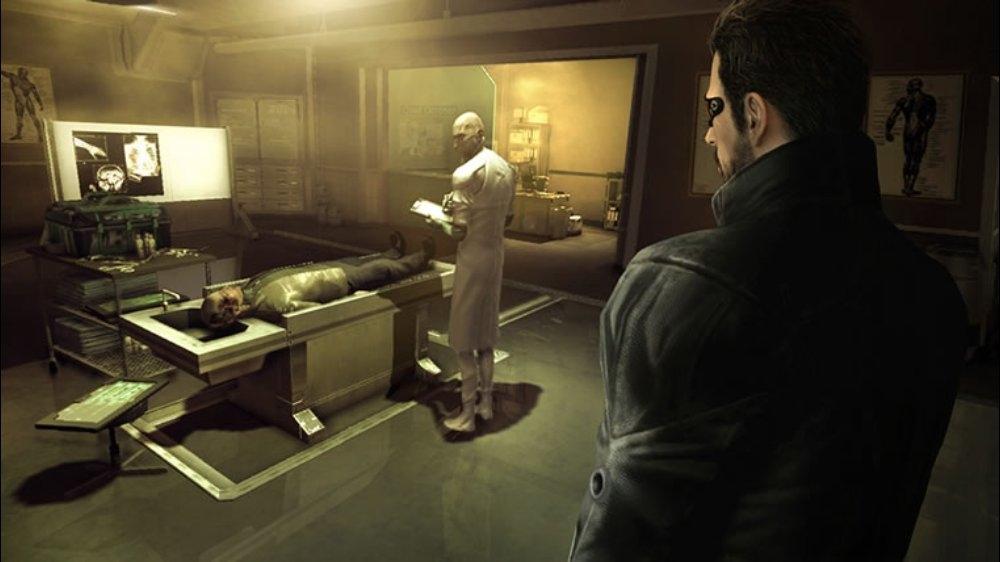 Image from DEUS EX: HUMAN REVOLUTION