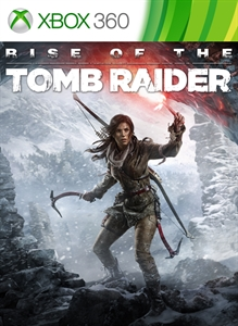 Carátula del juego Rise of the Tomb Raider