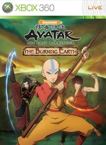 Carátula para el juego Avatar: TLA: TBE de Xbox 360