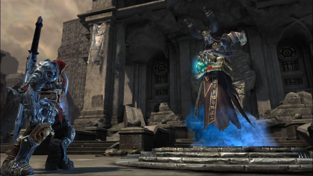 Image from Darksiders