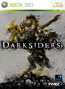 Darksiders Art Video