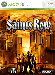Saints Row BRD