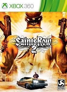 Saints Row 2 Tema premium
