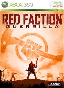 Carátula del juego Red Faction: Guerrilla