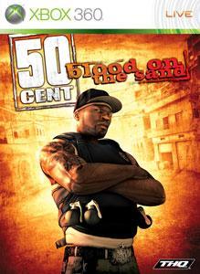 Carátula para el juego 50 Cent: BotS de Xbox 360