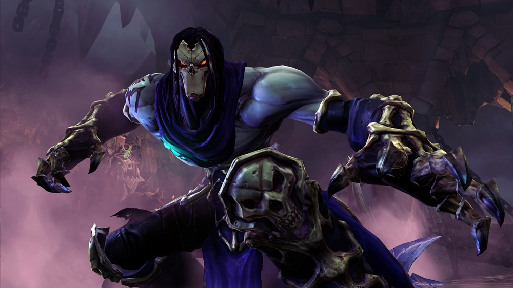 Image from Darksiders II