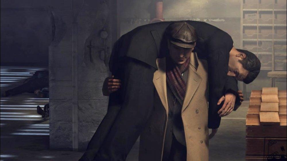 Image from Mafia II
