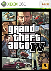 Box art for GTA IV