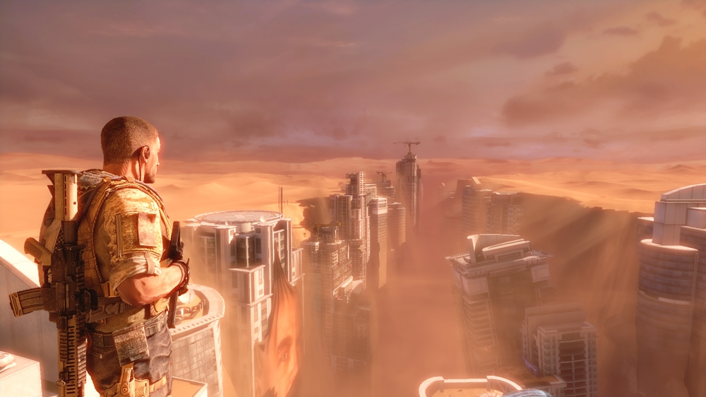 Image from Spec Ops: The Line