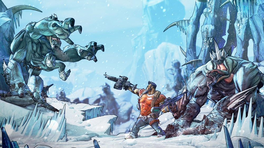 Image from Borderlands 2