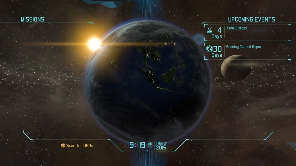 Image from XCOM®: Enemy Unknown