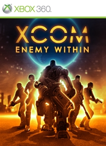 Carátula del juego XCOM: Enemy Within