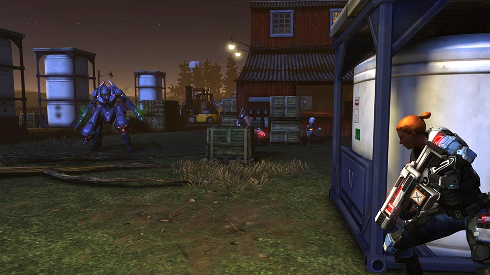 Image from XCOM®: Enemy Within