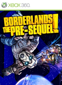 Carátula del juego Borderlands: The Pre-Sequel