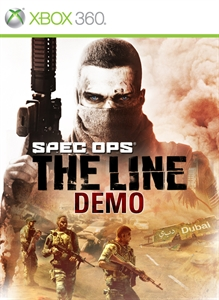 Spec Ops: The Line, demo