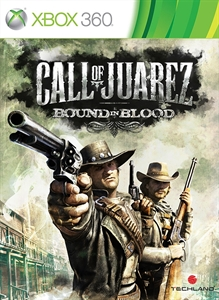 Carátula del juego Call of Juarez: Bound in Blood