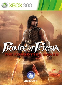 Carátula del juego Prince of Persia The Forgotten Sands