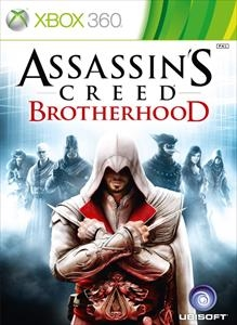 Carátula del juego Assassin's Creed Brotherhood