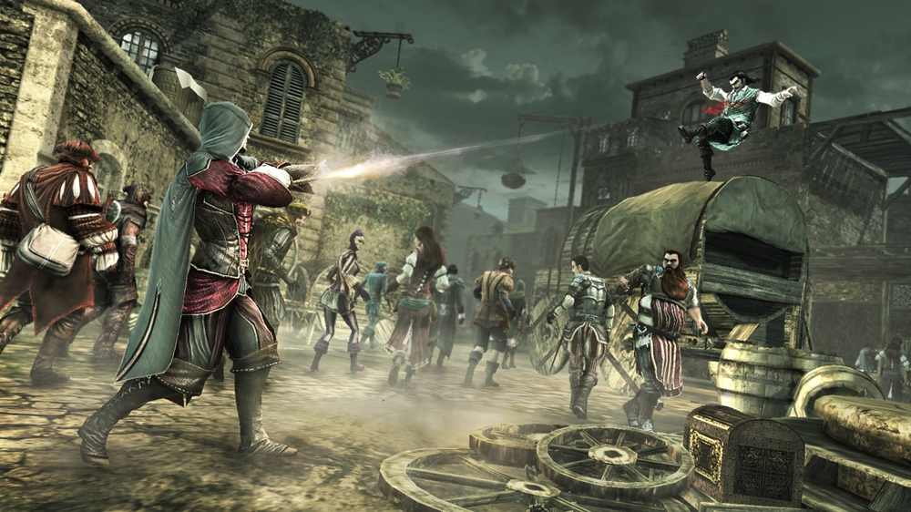 Assassin's Creed Brotherhood のイメージ