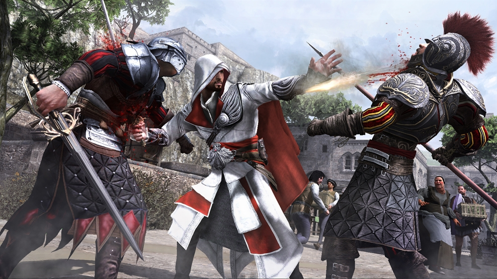 Image from Assassin's Creed Brotherhood