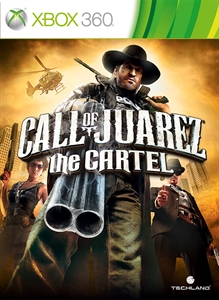 Carátula del juego Call Of Juarez : The Cartel