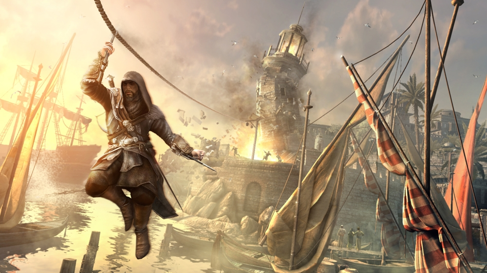 Image from Assassin's Creed Revelations