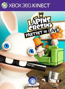 The Lapins Crétins™ Partent en Live !