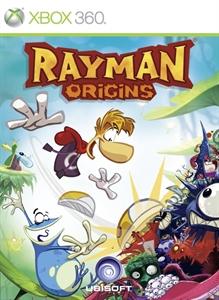 Carátula para el juego Rayman Origins de Xbox 360