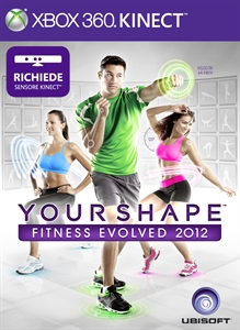 Pop Dance Trailer - Your Shape™ Fitness Evolved 2012