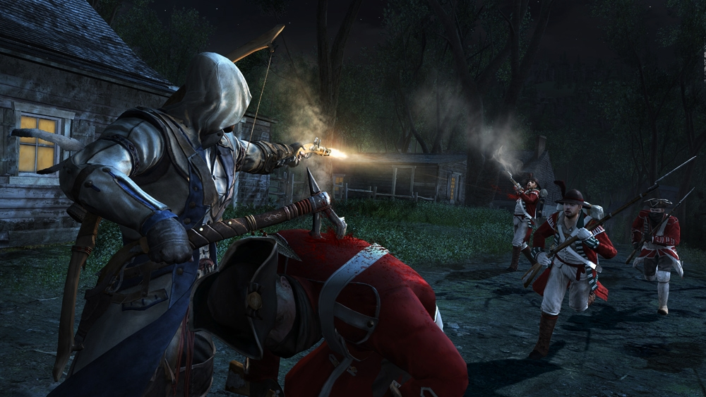 Assassin's Creed® III  이미지