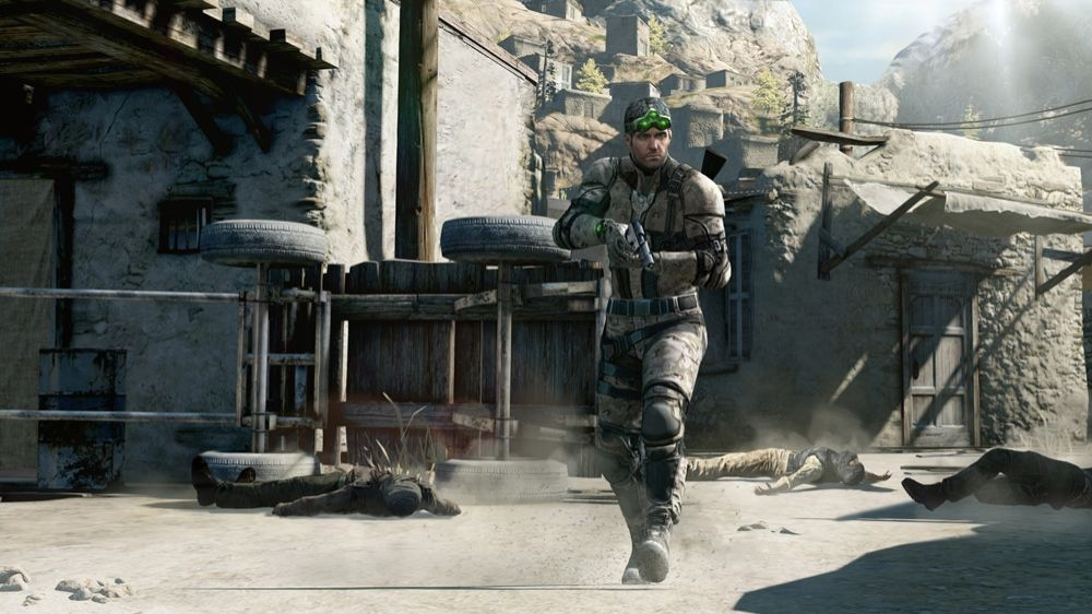 Image from Tom Clancy's Splinter Cell® Blacklist™