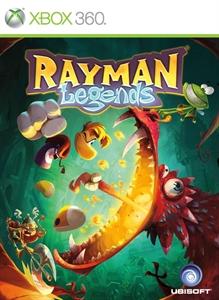 Carátula para el juego Rayman Legends de Xbox 360