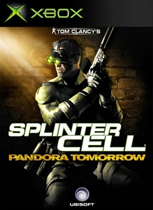 Carátula del juego Splinter Cell Pandora Tomorrow