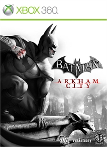 Box art for Batman: Arkham City™