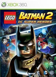 Carátula para el juego LEGO Batman 2 de Xbox 360