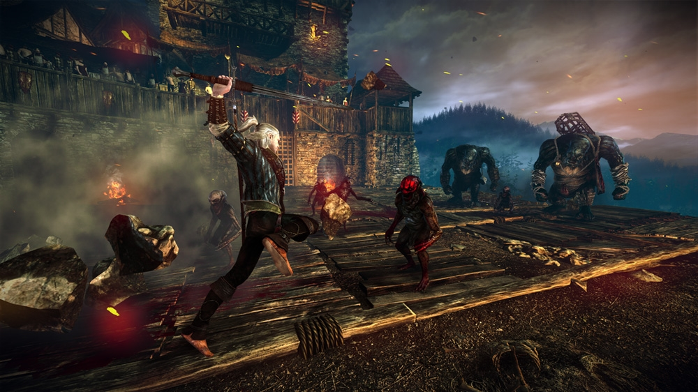 Image from The Witcher 2: Assassins of Kings