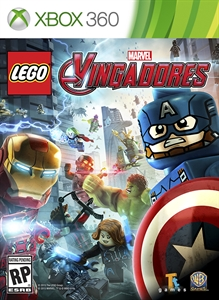 LEGO® Marvel's Vingadores