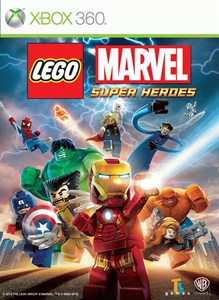 LEGO® Marvel™ Super Heroes-demo