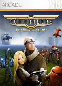 Commanders: Attack