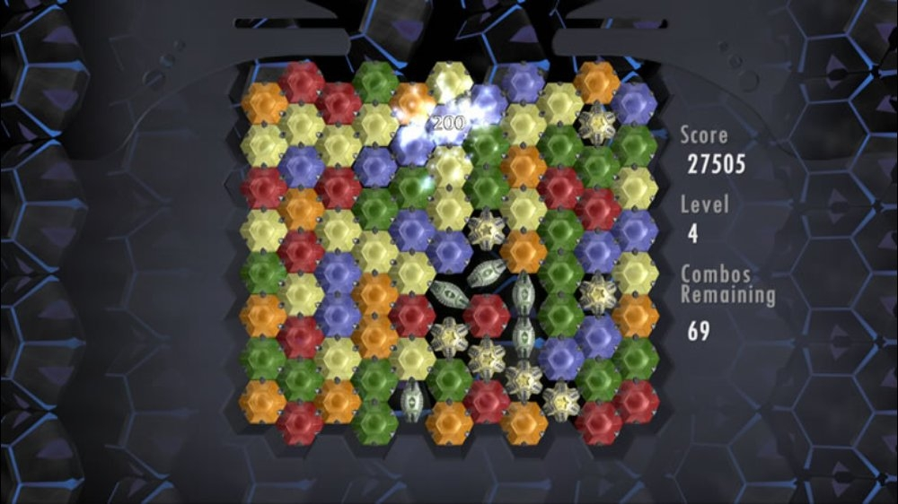 Image from Hexic 2