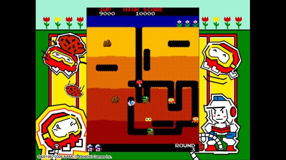 Image from DIG DUG