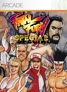 FATAL FURY SPECIAL Picture Pack3