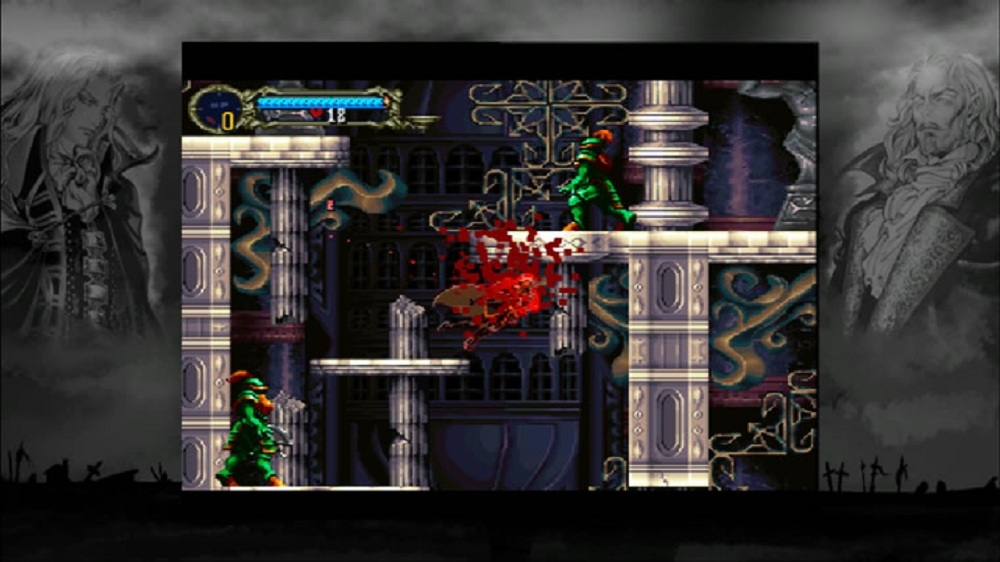 Image from Castlevania: SOTN